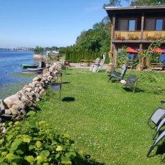 Отель Guest House And Camping Jurmala Стандартный номер фото 13