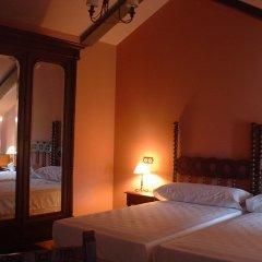 Отель Pazo de Galegos 2* Стандартный номер с различными типами кроватей