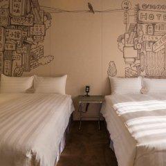 Cho Hotel 3* Номер Делюкс с различными типами кроватей фото 2