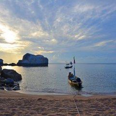 Отель Mountain Reef Beach Resort пляж фото 2