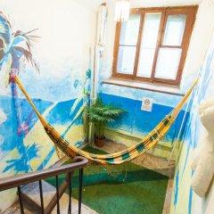 Гостиница Кубахостел Кровать в общем номере с двухъярусной кроватью фото 19