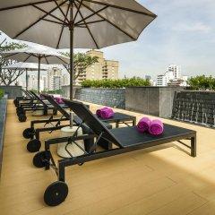 Отель Akyra Thonglor Bangkok Таиланд, Бангкок - отзывы, цены и фото номеров - забронировать отель Akyra Thonglor Bangkok онлайн фитнесс-зал фото 2