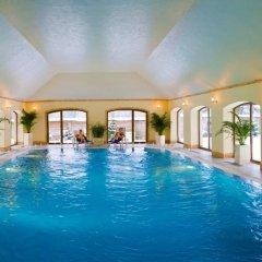 Гостиница Troyanda Karpat бассейн фото 2