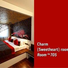Bohem Art Hotel интерьер отеля