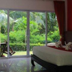 Отель Siva Buri Resort 2* Номер Делюкс с различными типами кроватей фото 4