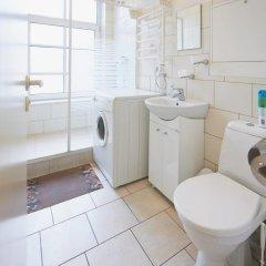 Отель Stasys Apartments Литва, Вильнюс - отзывы, цены и фото номеров - забронировать отель Stasys Apartments онлайн ванная фото 2