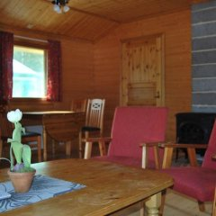 Отель Karasjok Camping комната для гостей фото 4