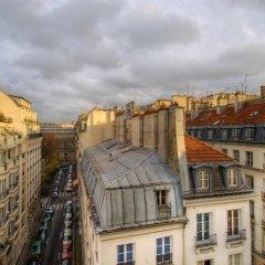 Отель Hôtel Baudelaire Opéra 3* Стандартный номер с различными типами кроватей