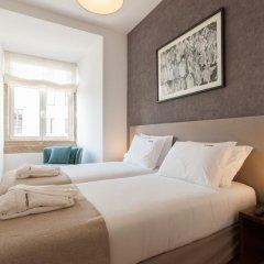 Отель Feels Like Home Rossio Prime Suites 4* Стандартный номер фото 14