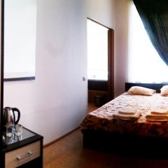 DOORS Mini-hotel 3* Номер Комфорт с двуспальной кроватью фото 9