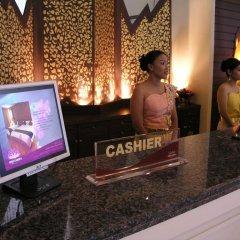 Отель Mike Garden Resort интерьер отеля фото 2