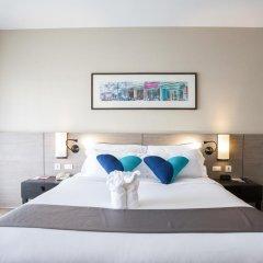 Отель Deevana Plaza Phuket 4* Номер Делюкс с двуспальной кроватью фото 12