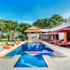 Отель Villa Laguna Phuket бассейн фото 3