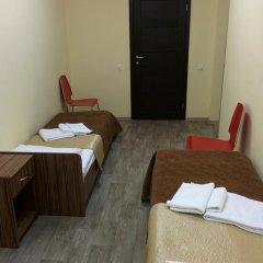 Гостиница Вояж Номер категории Эконом с различными типами кроватей фото 13