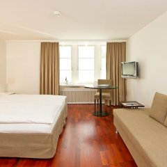 Отель Helmhaus Swiss Quality 4* Улучшенный номер фото 6