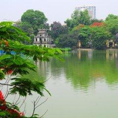 Отель Vietnam Apple Travel Homestay Ханой приотельная территория фото 2