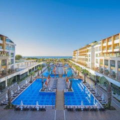 Port Nature Luxury Resort Hotel & Spa Богазкент бассейн