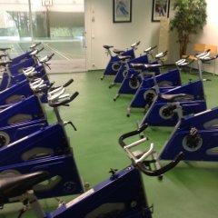 Отель Solvalla Sports Institute фитнесс-зал фото 2