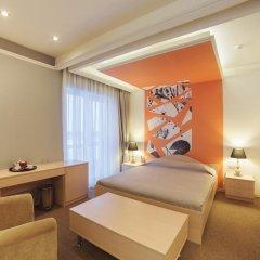 Гостиница Берега 3* Люкс с различными типами кроватей фото 17