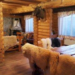 Гостиница Guest house u Okhotnika комната для гостей фото 2