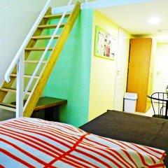 Budapest Budget Hostel Стандартный номер фото 18
