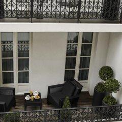 Отель Les Jardins De La Villa Париж вид на фасад фото 2