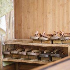 Отель Kempingas Slenyje Литва, Тракай - отзывы, цены и фото номеров - забронировать отель Kempingas Slenyje онлайн сауна