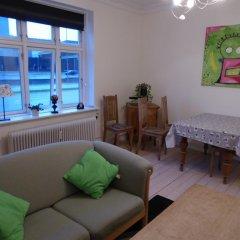 Отель Aalborg Holiday Apartment Дания, Алборг - отзывы, цены и фото номеров - забронировать отель Aalborg Holiday Apartment онлайн комната для гостей фото 4