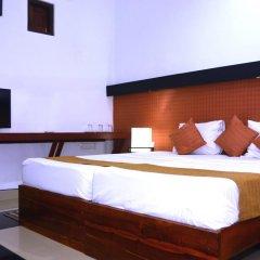 Rainbow Beach Hotel Семейный номер Делюкс с двуспальной кроватью