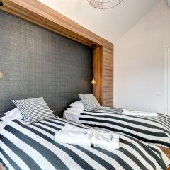 Апартаменты Dom & House - Apartments Waterlane Улучшенные апартаменты с 2 отдельными кроватями фото 2