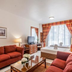 Golden Sands Hotel Apartments 3* Апартаменты с различными типами кроватей фото 11