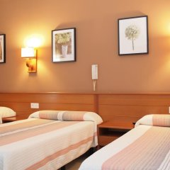 Отель Hostal El Castell Испания, Калафель - отзывы, цены и фото номеров - забронировать отель Hostal El Castell онлайн комната для гостей фото 5