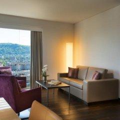 Renaissance Zurich Tower Hotel 5* Люкс с различными типами кроватей