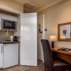 Lennox Lea Hotel, Studios & Apartments Студия Делюкс с различными типами кроватей фото 31