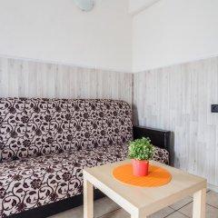Мини-Отель Внучка Стандартный номер с двуспальной кроватью фото 11