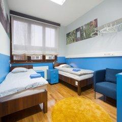 Hostel Bureau Стандартный номер с различными типами кроватей фото 2