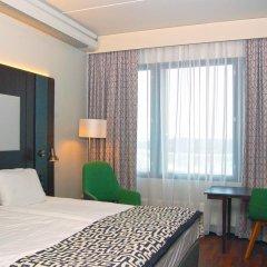 Отель Holiday Inn Helsinki West- Ruoholahti 4* Стандартный номер с разными типами кроватей фото 4