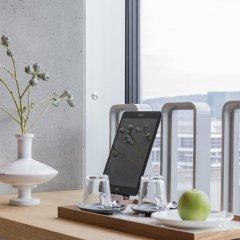 Placid Hotel Design & Lifestyle Zurich 4* Стандартный номер с различными типами кроватей фото 29