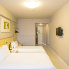 Jinjiang Inn Xian Dayanta Hotel комната для гостей фото 5