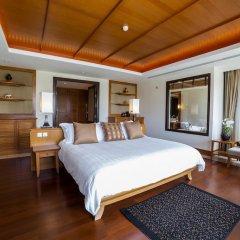Отель Trisara Villas & Residences Phuket 5* Вилла с различными типами кроватей фото 7