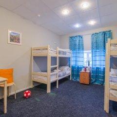 Хостел 338 Кровать в общем номере с двухъярусной кроватью фото 2
