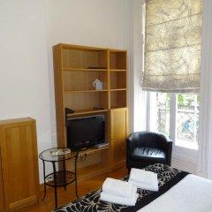 Апартаменты Studios 2 Let Serviced Apartments - Cartwright Gardens Студия с различными типами кроватей фото 6