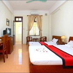 Cua Dai Beach Hotel 3* Номер Делюкс с различными типами кроватей фото 2