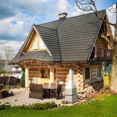 Отель Kwiat Śniegu Улучшенное шале фото 4