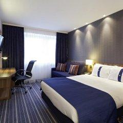Отель Holiday Inn Express Nurnberg City - Hauptbahnhof 3* Стандартный номер с различными типами кроватей фото 8