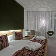 Отель Platinum Palace Residence 4* Номер Комфорт с различными типами кроватей фото 8