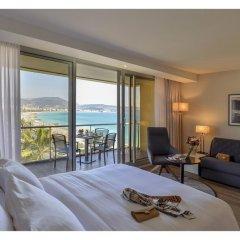 Radisson Blu Hotel, Nice 4* Стандартный номер с двуспальной кроватью фото 6