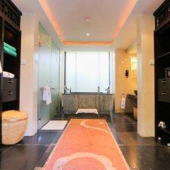 Отель Banyan Tree Lijiang 5* Вилла разные типы кроватей фото 16