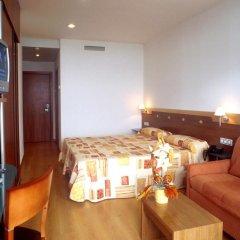 Отель Blaucel - Blanes Бланес комната для гостей фото 5
