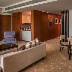 Отель InterContinental Residence Suites Dubai Festival City 4* Студия с различными типами кроватей фото 4
